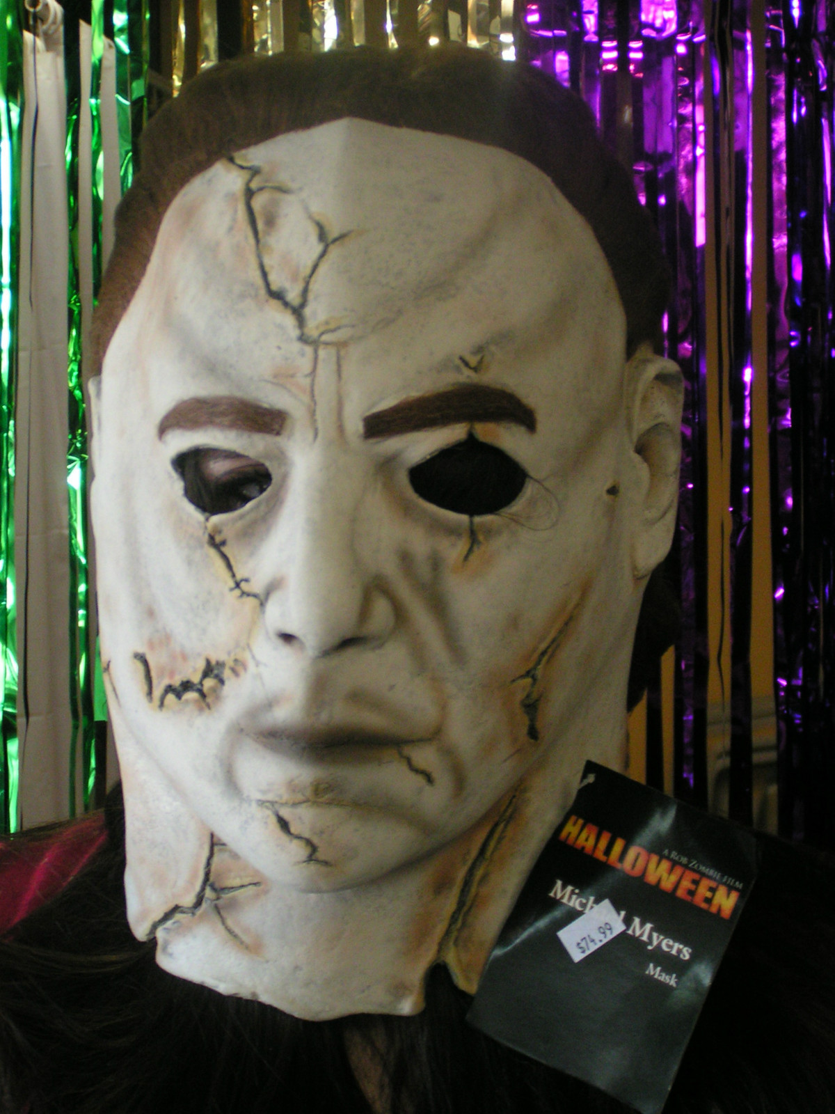 The Shitty Michael Myers Halloween Mask Gallery | DirtyHorror.Com