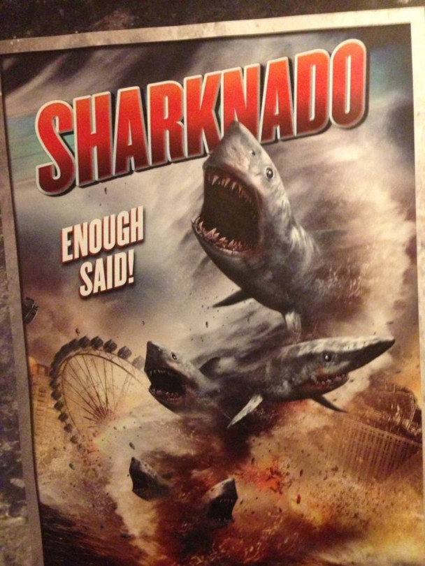 sharknado | DirtyHorror.Com