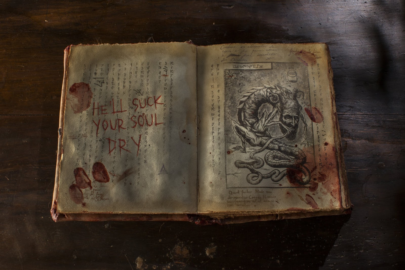 the book of the dead is